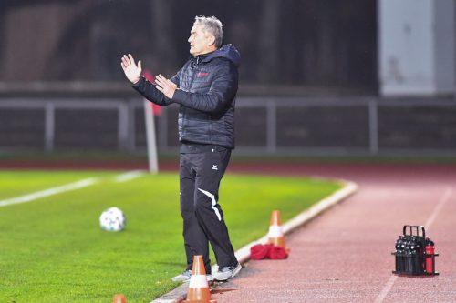 Markus Mader hofft nun auf Ruhe um seine Person, um dann gewissenhaft seinen neuen Job als Chefcoach bei Austria Lustenau antreten zu können.gepa