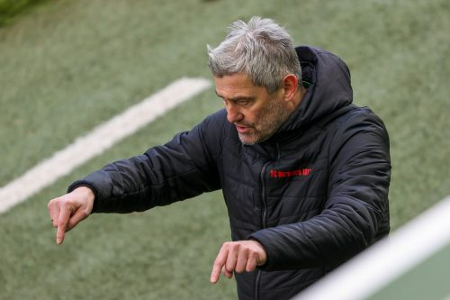 Markus Mader wechselt ins Profigeschäft. Nach vier Jahren beim FC Dornbirn übernimmt er das Traineramt bei Austria Lustenau.gepa