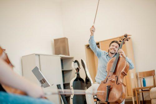 Mathias Johansen wird auch mit dem Symphonieorchester Vorarlberg bei den Bregenzer Festspielen auftreten. marin