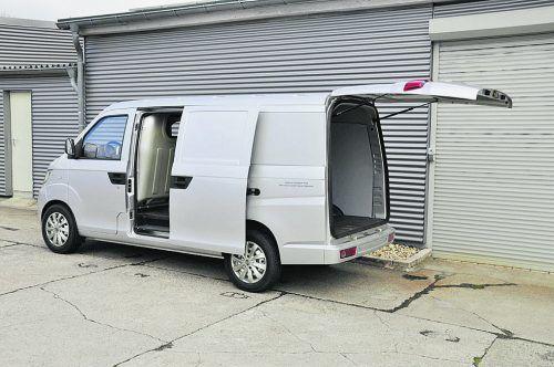 Mit E-Mobilitätsbonus ist der Ari für weniger als 20.000 Euro zu haben.werk