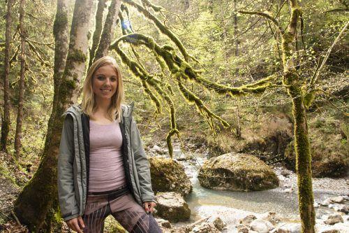 Moosbewachsene Bäume, Felsen im Wasser: Wenn man durch die Bürser Schlucht geht, fühlt man sich wie in einem Urwald.Alle Bilder: Oliver Ihring