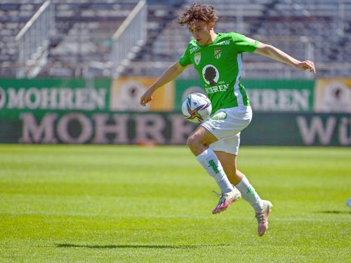 Naël Jaby kommt mit Saisonende immer besser in Schwung.gepa