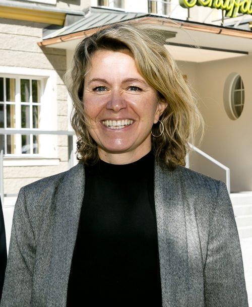 """""""Niemand kommt mehr ohne Digitalem aus"""": Campus-Chefin Eva King. AK"""