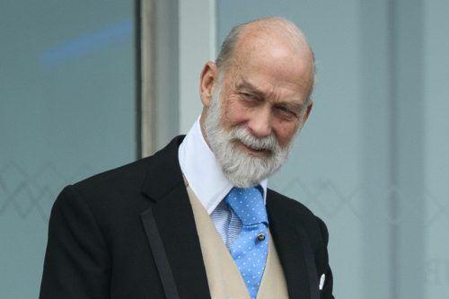 Prinz Michael von Kent leitet seit 40 Jahren eine Beratungsfirma. AFP