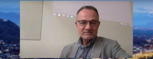 Public Health-Experte Armin Fidler zieht eine positive Bilanz zur Vorarlberger Modellregion.