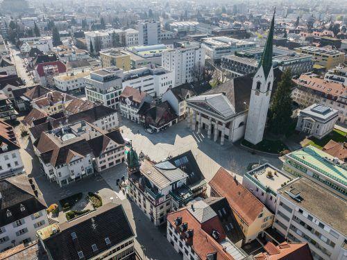 Randnotiz des Rechnungsabschlusses: Dornbirn verfügt über ein Gesamtvermögen von rund 640 Millionen Euro.VN/Steurer