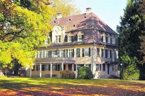 Repräsentativer Standort: Die Musikschule Bregenz ist in der Villa Liebenstein untergebracht.Böhringer