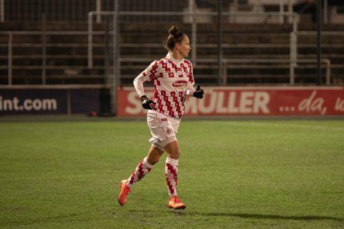 Sabrina Horvat spielt ab Sommer wieder in der deutschen Bundesliga.1. FCK