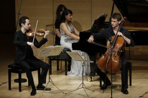 Sämtliche Schubertiade-Konzerte im ersten Halbjahr sind abgesagt. Die Hoffnungen richten sich nun auf den August. schubertiade