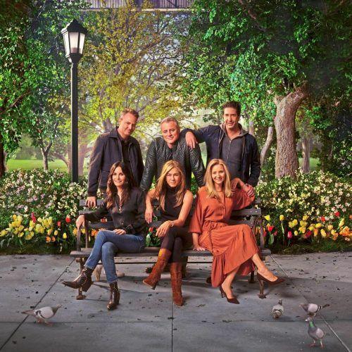 """So sehen die """"Friends""""-Darsteller heute aus.WarnerMedia Direct LLC"""