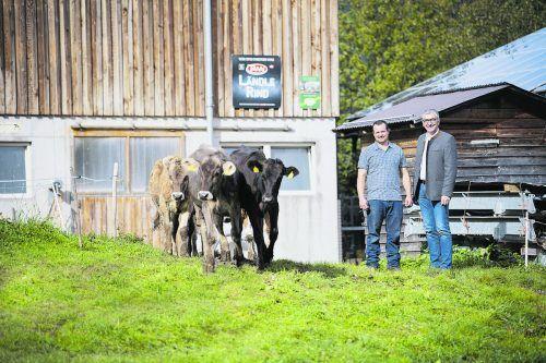 SPAR ist der stärkste Partner der Vorarlberger Landwirtschaft und hat über 3000 Produkte aus dem Land im Sortiment.