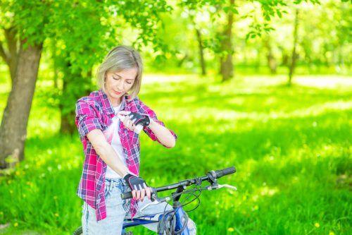 Sprays schützen am besten gegen Mückenstiche. Shutterstock