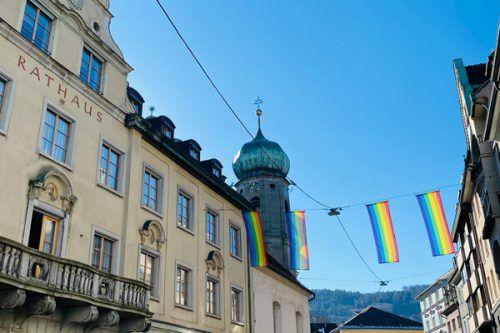 Stadt Bregenz setzt Zeichen für Offenheit und Toleranz.