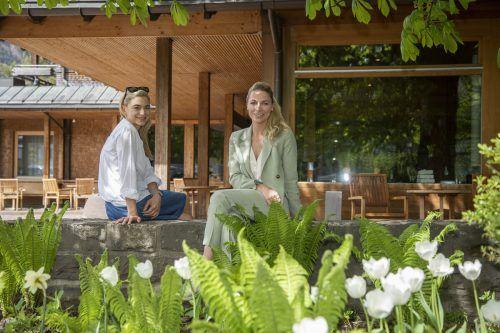 Susanne Kaufmann und Stephanie Rist sind mitten in den Vorbereitungen für die Wiedereröffnung am 20. Mai.