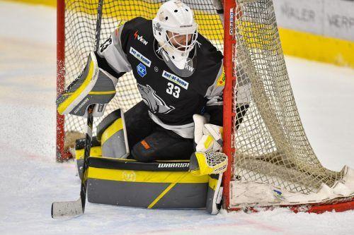 Thomas Höneckl zieht zu den Black Wings nach Linz weiter.GEPA
