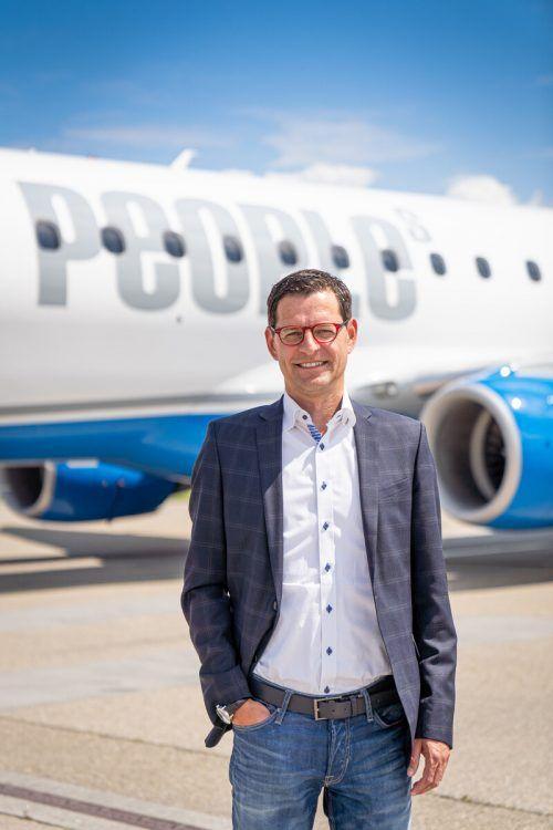 Thomas Krutzler führt das Unternehmen seit 2019.PAG