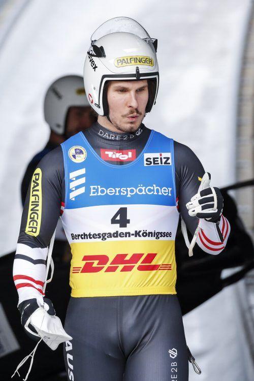Thomas Steu musste den Trainingsstart in die Olympiasaison verschieben.GEPA