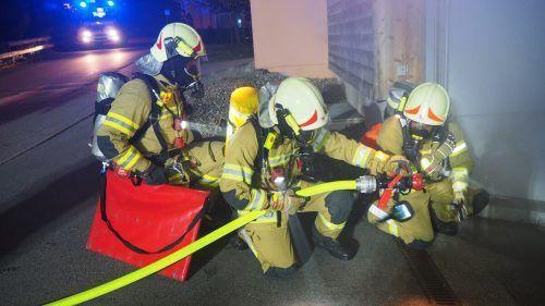 Über 600 Mannstunden waren die Klauser Feuerwehrleute bei Einsätzen aktiv – das bedeutet eine Verdoppelung im Vergleich zum Vorjahr.EGle