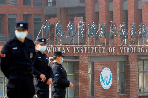 US-Geheimdienste halten Ursprung des Virus in China nach wie vor für möglich. AFP