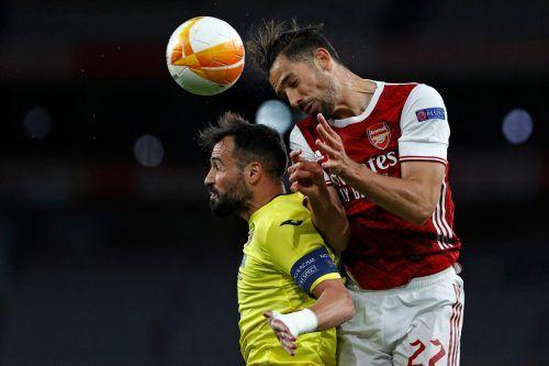 Villarreal schaffte durch das 0:0 bei Arsenal den Einzug ins Europa League-Finale.APA