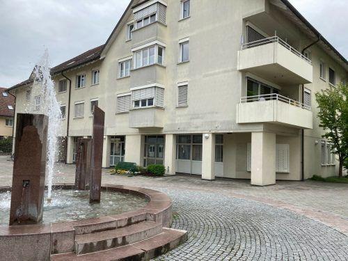 Von 1993 bis 2018 war hier die Post beziehungsweise die Poststelle untergebracht, nun stand das Gebäude leer.EM