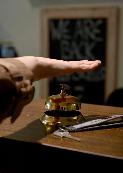 Von jenen Personen, die derzeit in Vorarlberg zur Kurzarbeit angemeldet sind, kommen noch viele aus dem Hotelbereich und dem Gastgewerbe APA