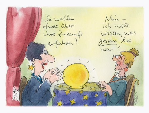 40 Karikaturen schmücken den Radweg an der Dornbirner Ache.Stadt