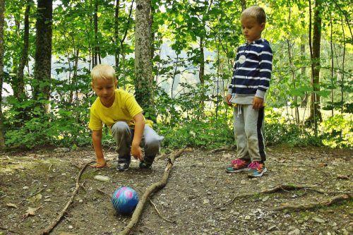 Abenteuer locken auch dieses Jahr wieder bei den Sommerkursen der ELKIs, zu denen man sich jetzt anmelden kann.  cth (2)