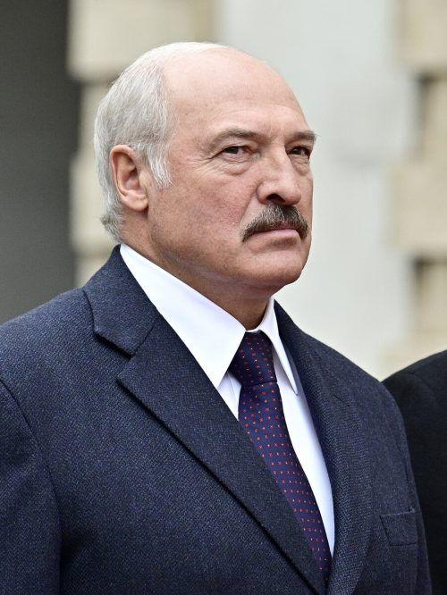 Alexander Lukaschenko duldet keinen Widerstand.APA