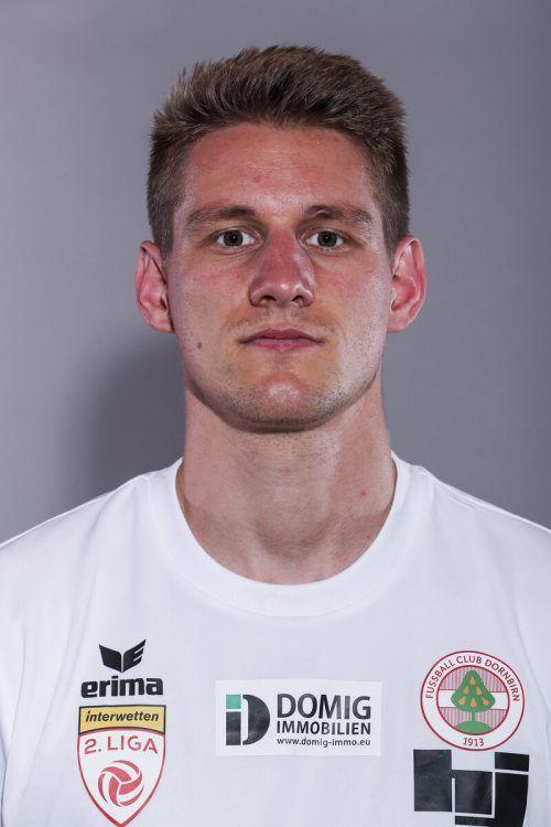 Andreas Malin verlässt Dornbirn nach sechs Jahren Richtung RW Rankweil.gepa