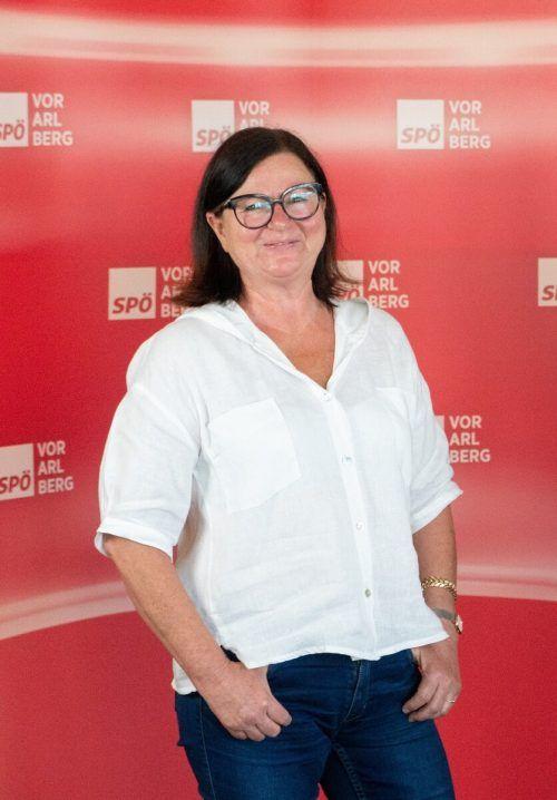 Annette Fritsch fordert Leerstandsabgabe in Vorarlberg. VN