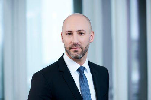 Anwalt Clemens Pichler gründete die Plattform YellowLaw 2017. m. hagen