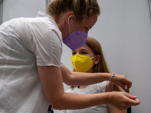 Imunisierungen ohne Voranmeldung sind auch diese Woche wieder im Impfbus des Landes und in den Impfkojen der Einkaufszentren möglich.vn