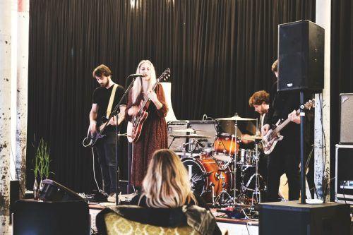 Beim Use What You Have-Festival in Bludenz am vergangenen Wochenende traten viele heimische Bands und Künstler auf.Natalie Leidinger