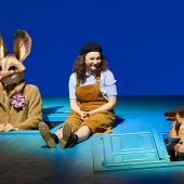 Junge Theaterstücke vor den Vorhang geholt