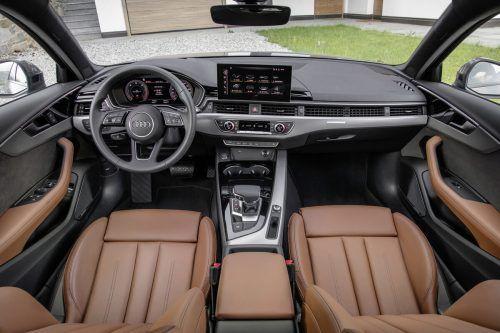 Betont sportlich interpretiert sind die Cockpits bei Audi grundsätzlich, auch und erst recht im Digitalzeitalter.