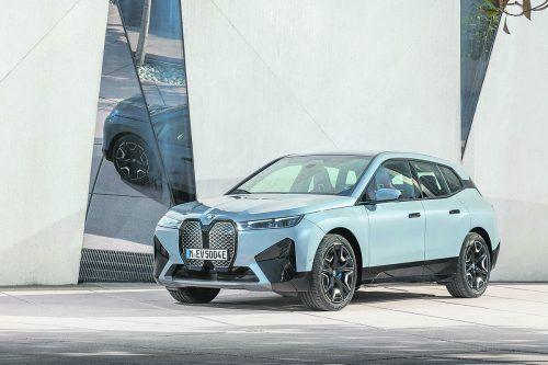 BMW bringt im November den iX mit österreichischem Know-how auf den Markt. Das E-Antriebsgehäuse wird im BMW-Werk in Steyr gefertigt.werk