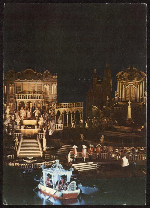 Bregenz, Festspiele, 1972