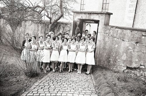 Bregenz, Krankenschwesternschule, 1970