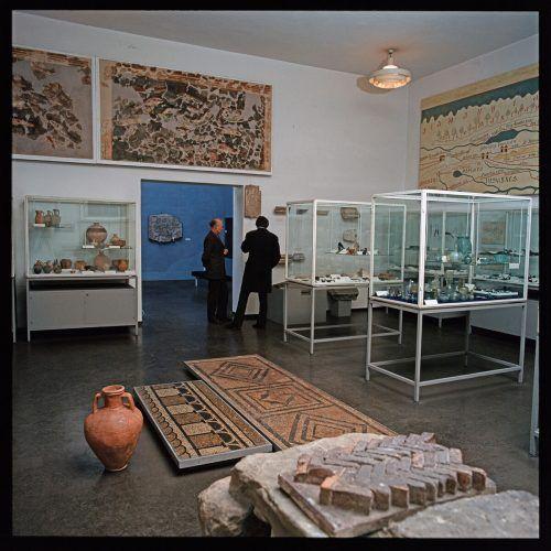 Bregenz, Landesmuseum, 1974