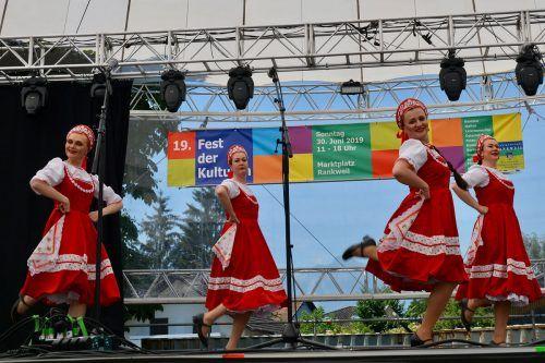 Das 20. Fest der Kulturen bildet in diesem Jahr Ende September den krönenden Abschluss des Rankweiler Sommers.Ionian