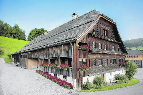 Das Angelika Kauffmann Museum in Schwarzenberg hat Dienstag bis Sonntag von 10 bis 17 Uhr geöffnet – VN-Abonnenten sparen 10 % des Eintrittspreises. hirschbühl fotografie