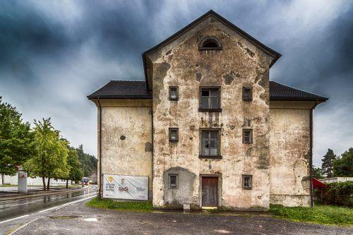 Das Arkenhaus – besser bekannt als Armenhaus – stand jahrelang leer. Im Frühjahr des vergangenen Jahres wurde die Sanierung in Angriff genommen.Berthold