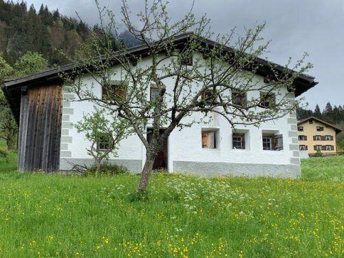 """Das Dalberto-Haus in Wald am Arlberg wird im Rahmen der Ausstellung """"Historische ArchitekTouren"""" vorgestellt.Kathrin Novis"""