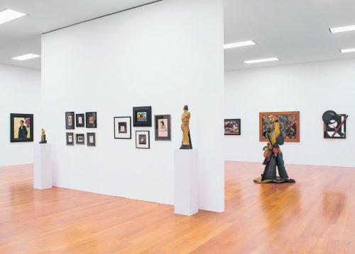 Das Kunstmuseum Liechtenstein ist das Museum für moderne und zeitgenössische Kunst mitten in Vaduz. sandra maier