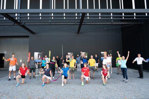 Das Land Vorarlberg begleitet den Neustart der Sportverbände und Vereine mit einer Social-Media-Kampagne und einem Gewinnspiel.VLK