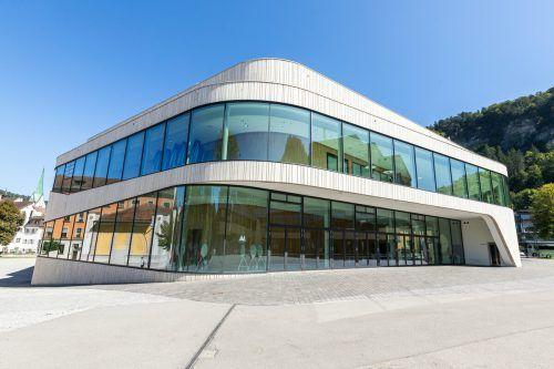 Das Montforthaus ist für den World MICE Award nominiert.Vorarlberg Tourismus/TiefentHaler
