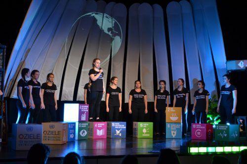"""Das Musical """"Solve it!"""" wird Ende des Monats fünf Mal im Kulturhaus aufgeführt.Caritas"""