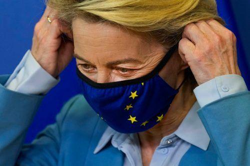 Das Parlament mahnt die Kommission von Ursula von der Leyen wegen Untätigkeit.RTS