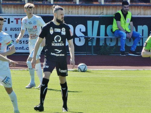 Deniz Mujic schoss in den vergangenen beiden Spielzeiten neun Tore. cth